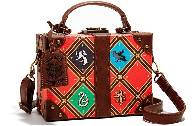 Harry Potter Quidditch Trunk Crossbody Bag