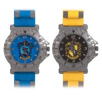 Harry Potter Raveclaw and Hufflepuff House Watches