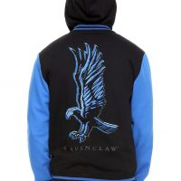 Harry Potter Ravenclaw Varsity Hoodie Jacket