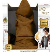 Harry Potter Real Talking Sorting Hat Box
