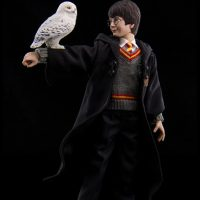Harry Potter Sixth-Scale Figure with Hedwig