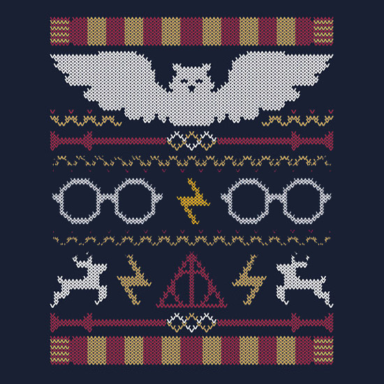 Harry Potter The Sweater That Lived T Shirt