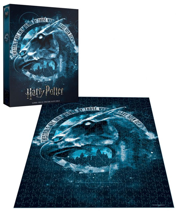 Harry Potter Thestral Premium Puzzle