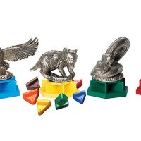 Harry Potter Ultimate Trivial Pursuit House Mascot Movers