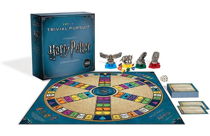 Harry Potter Ultimate Trivial Pursuit