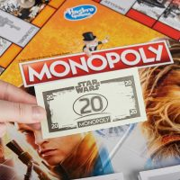Hasbro Gaming Solo Star Wars Monopoly