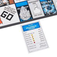 Hasbro Solo Star Wars Monopoly