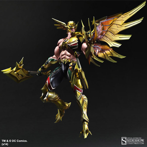 Hawkman Square Enix Collectible Figure