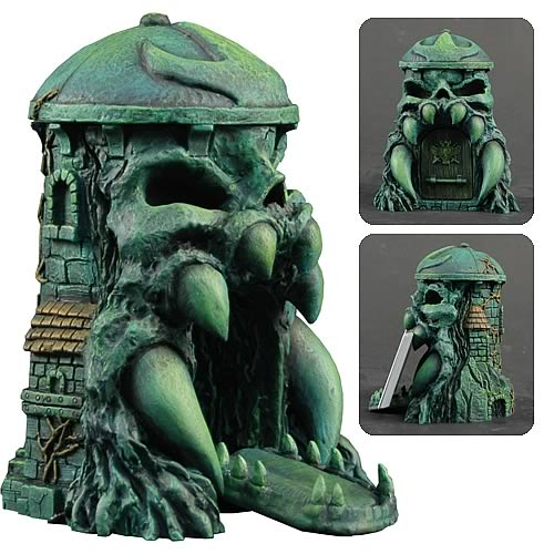 He-Man MOTU Castle Grayskull Business Card Holder