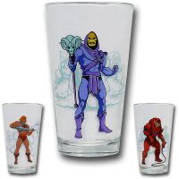 He-Man Masters of the Universe Pint Glass Set
