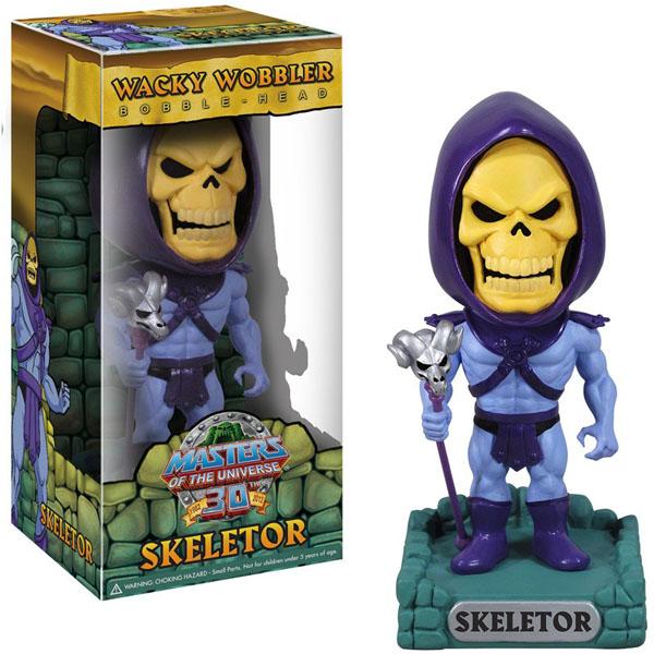 He-Man Skeletor Wacky Wobbler Bobblehead