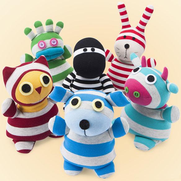 Heated Sock Animals