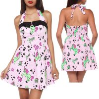 Hell Bunny Zombie Unicorn Dress