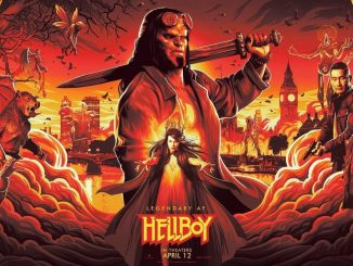 Hellboy 2019 Movie