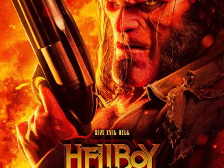 Hellboy 2019 Poster
