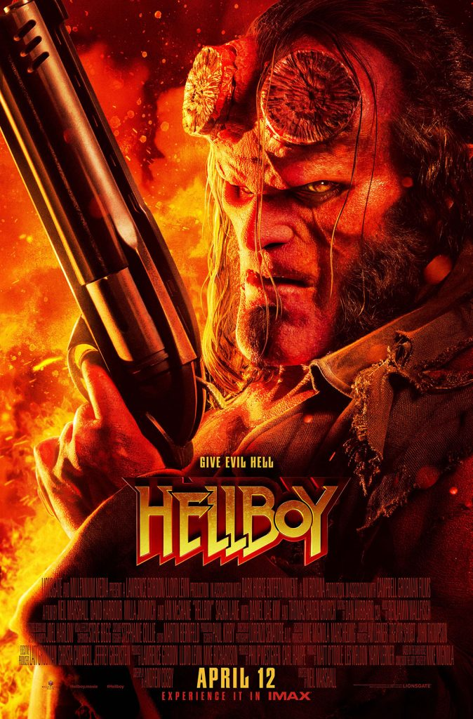 Hellboy – New Red Band Trailer