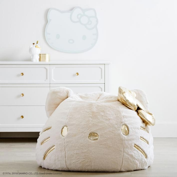 Hello Kitty Beanbag