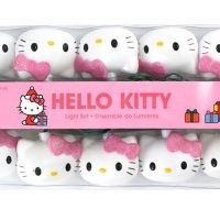 Hello Kitty Christmas Light Set