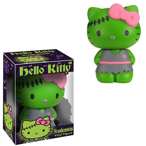Hello Kitty Frankenstein Vinyl Figure