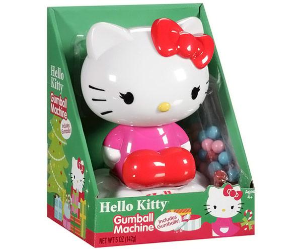 Hello Kitty Gumball Machine