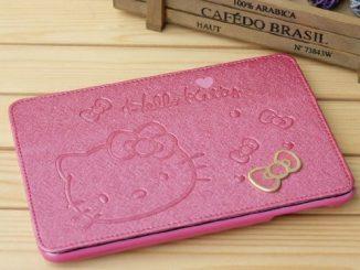Hello Kitty Leather Case for Apple iPad Mini