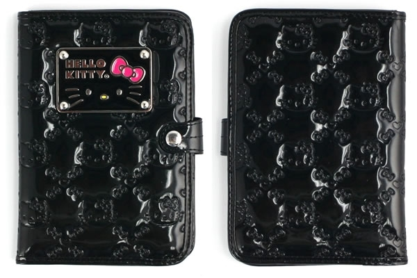 Hello Kitty Leather Passport Case
