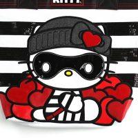Hello Kitty Love Bandit Bag