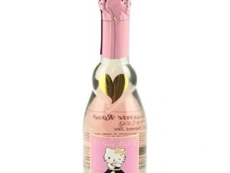 Hello Kitty Pink Champagne
