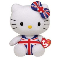 Hello Kitty Plush Union Jack Swimsuit