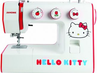 Hello Kitty Sew Cute Sewing Machine