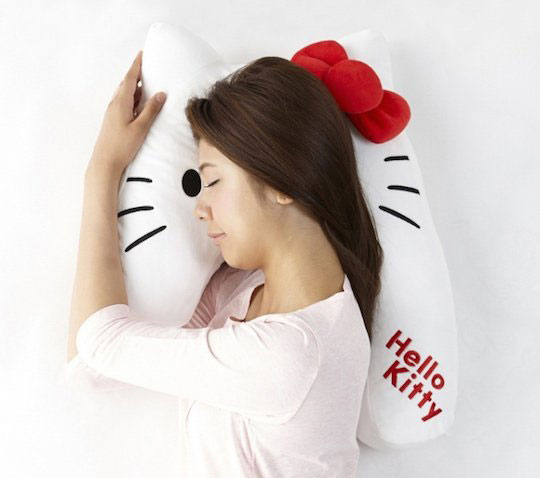 Hello Kitty Sleep Vantage Pillow