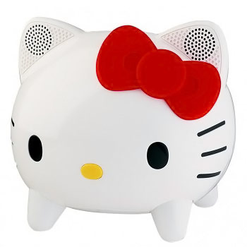 Hello Kitty Stereo Bluetooth Speaker System
