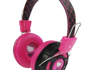 Hello Kitty Stereo Headphones