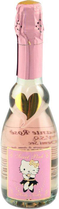 Hello Kitty Sweet Pink Champagne