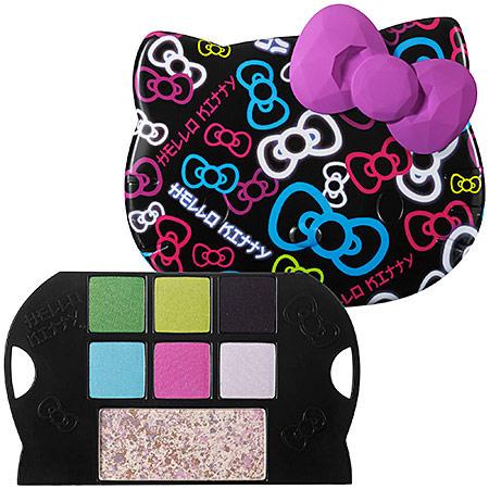 Hello Kitty Tokyo Pop Eyeshadow Palette