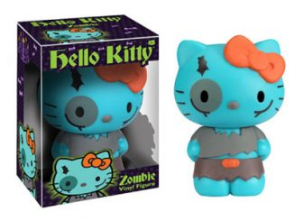 Hello Kitty Zombie Pop Vinyl