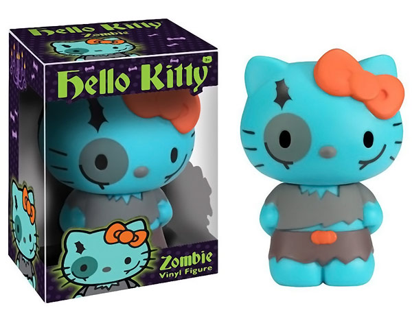 Hello Kitty Zombie Pop Vinyl Figure