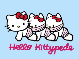 Hello Kittypede T-Shirt
