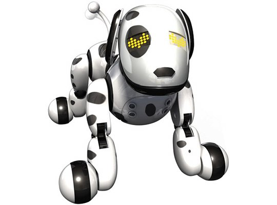 Hello Zoomer Dog Robot