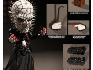 Hellraiser III Pinhead Stylized 6-Inch Action Figure