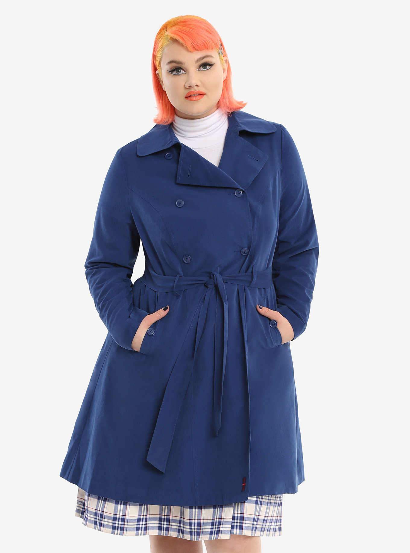 6ff5e8912bd92 Also available in Plus Size. Coat · Doctor ...