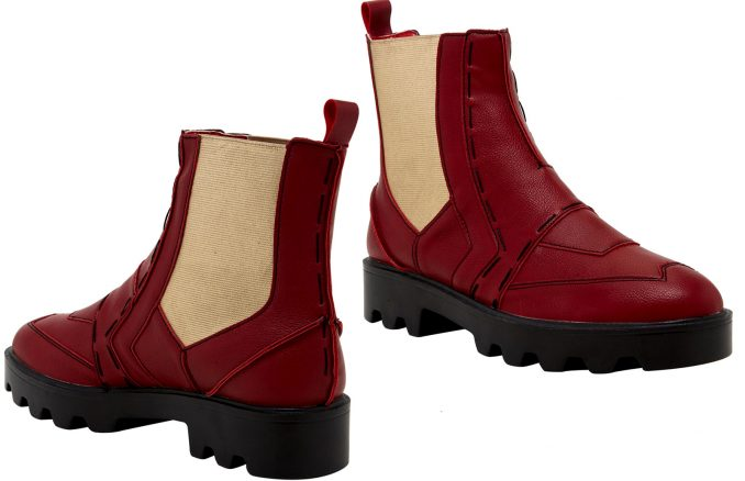 Her Universe Marvel Iron Man Boots