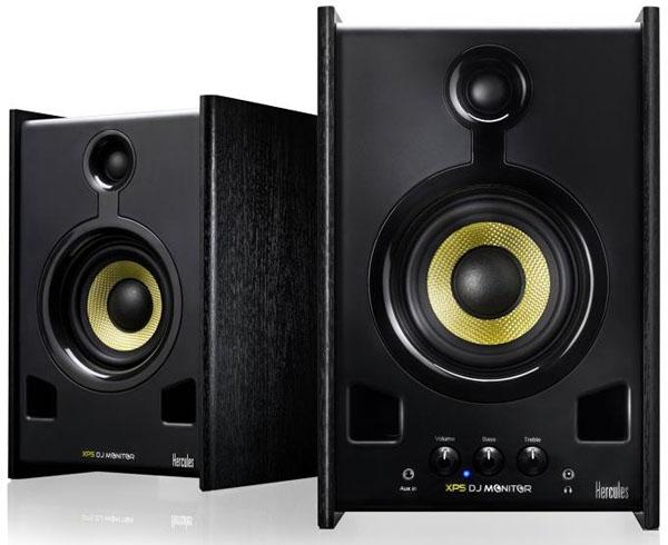 Hercules XPS 2.0 80 DJ Monitor Speaker System