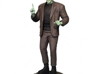 Herman Munster Maquette