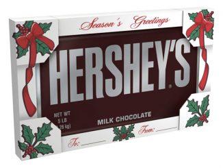 Hershey's 5-Pound Bar Milk Chocolate Bar