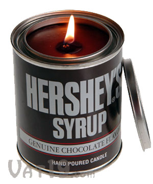 Hershey's Syrup Chocolate Scented Candle