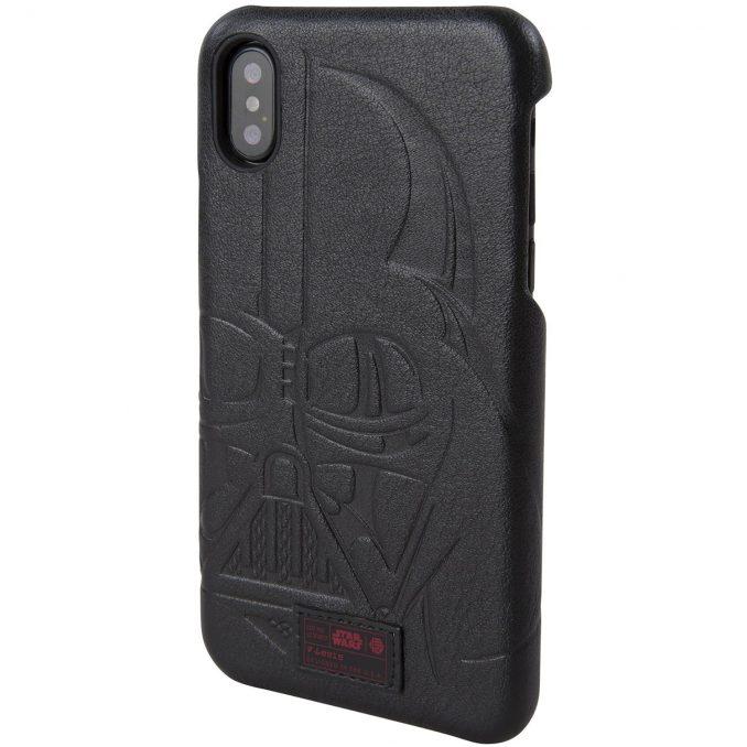 Hex Darth Vader iPhone X Case