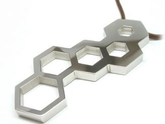 Hex Wrench Pendant