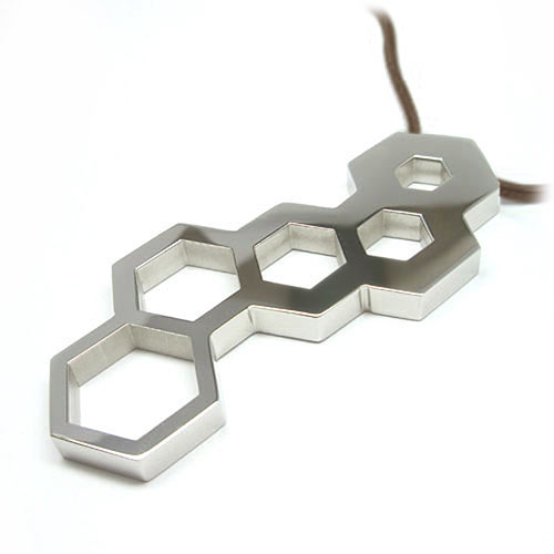 Hex Wrench Pendant