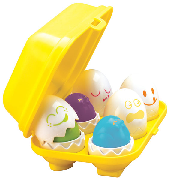 Hide and Squeak Eggs